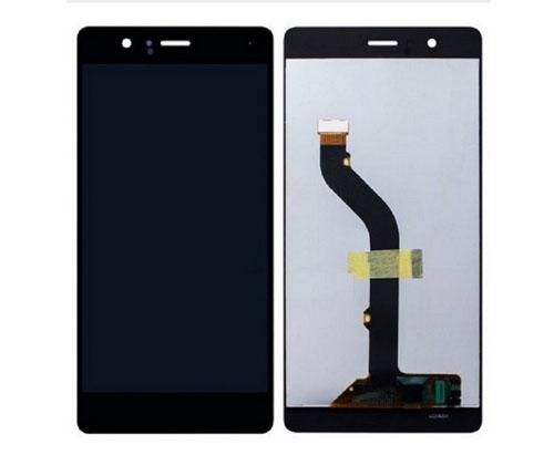 ราคาหน้าจอชุด+ทัชสกรีน Huawei P9 Lite อะไหล่เปลี่ยนหน้าจอแตก ซ่อมจอเสีย สีดำ