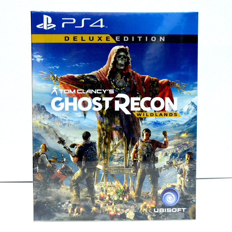 PS4™ Tom Clancy's Ghost Recon: Wildlands / Deluxe Edition Zone 3 Asia / English