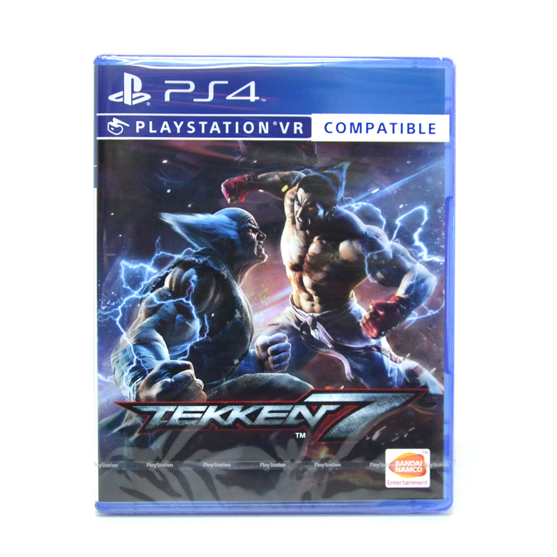 PS4™ Tekken 7 Zone 3 Asia / English ราคา 1890.-(Best Seller June 2017)