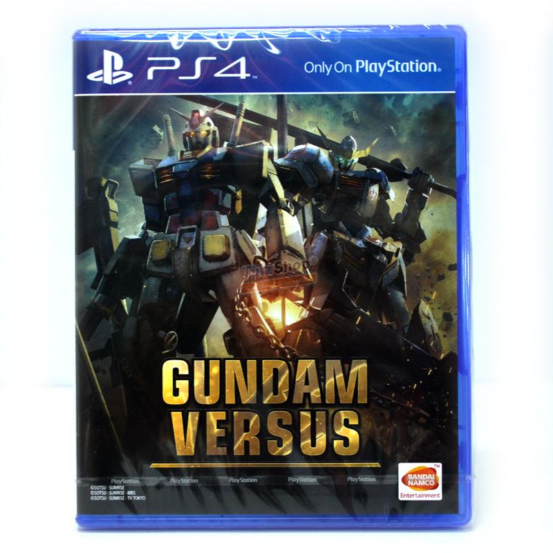 PS4™ Gundam Versus (PLAS 10029) Zone 3 Asia / English