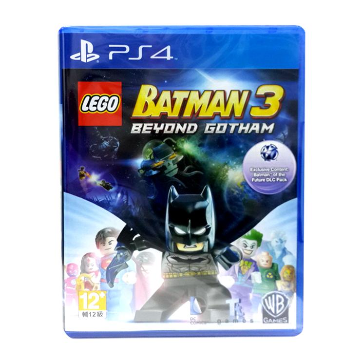 PS4 LEGO Batman 3 Beyond Godham Zone 3/ English