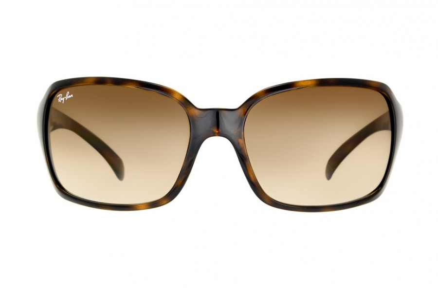 Ray-Ban RB4068 710/51 Brown Gradient