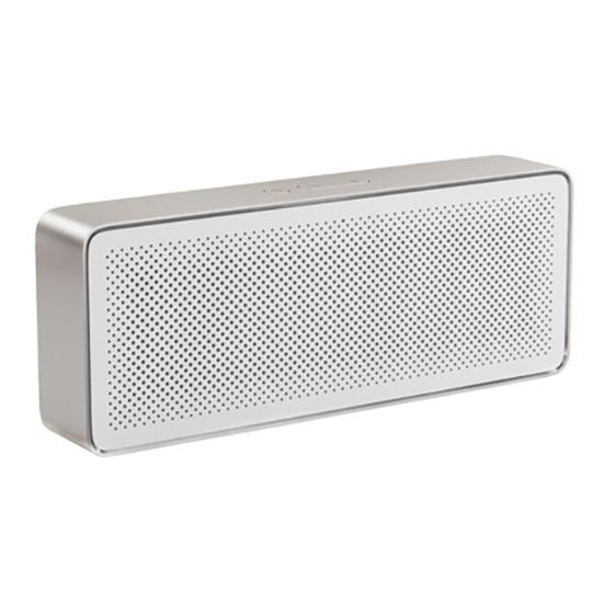 ลําโพง Xiaomi Square Box Bluetooth Speaker 2 (White)