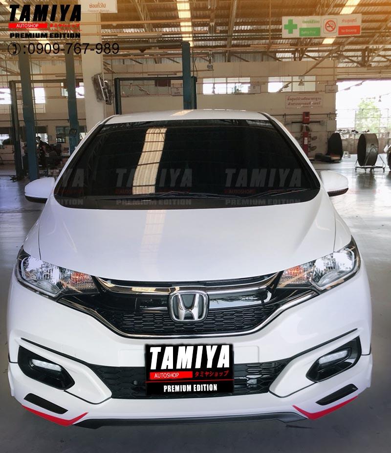 ชุดแต่ง Honda Jazz 2017 by Tamiya Autoshop