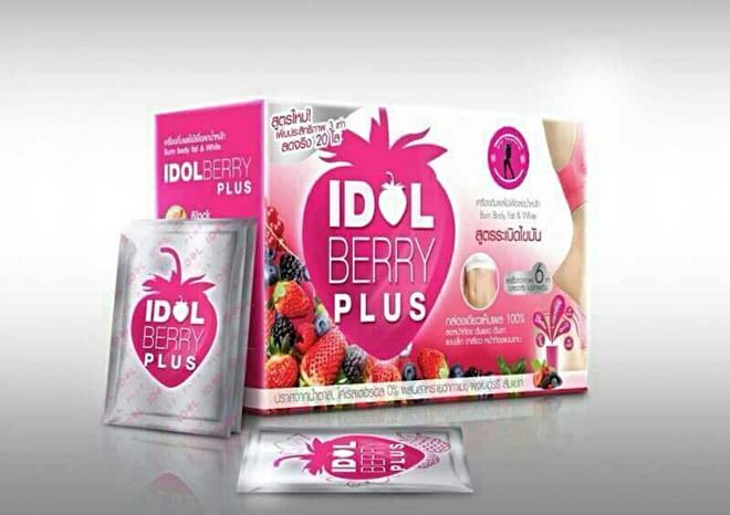 ไอดอลเบอรี่พลัส Idol Slim Berry Plus