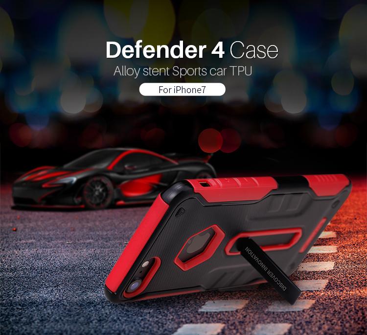 เคสมือถือ Apple iPhone 7 รุ่น Defender 4 Case