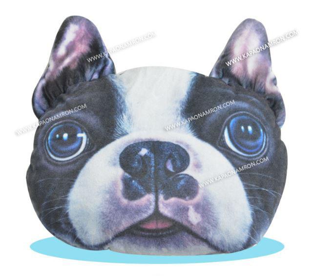 พร้อมส่ง กระเป๋าน้ำร้อนไฟฟ้า ถุงน้ำร้อนไฟฟ้า น้องหมาเฟรนช์ บูลด็อก French Bulldog ถอดซักได้