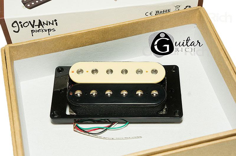 ปิ๊กอัพ ฮัมบัคเกอร์ Giovanni รุ่น GVH-59 - Modern Vintage