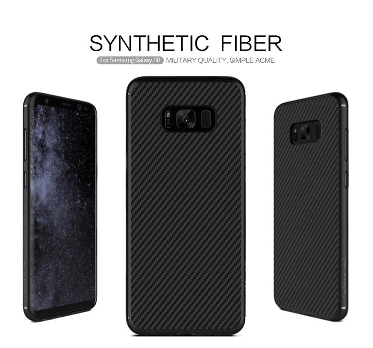 เคสมือถือ Samsung Galaxy S8 รุ่น Synthetic Fiber