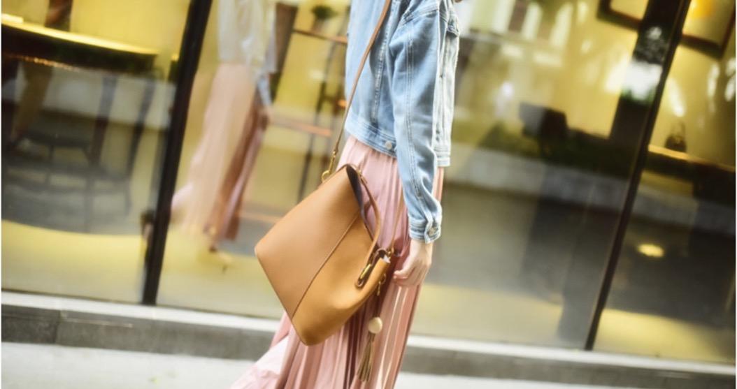 กระเป๋าหนังแท้ Co-lindy
