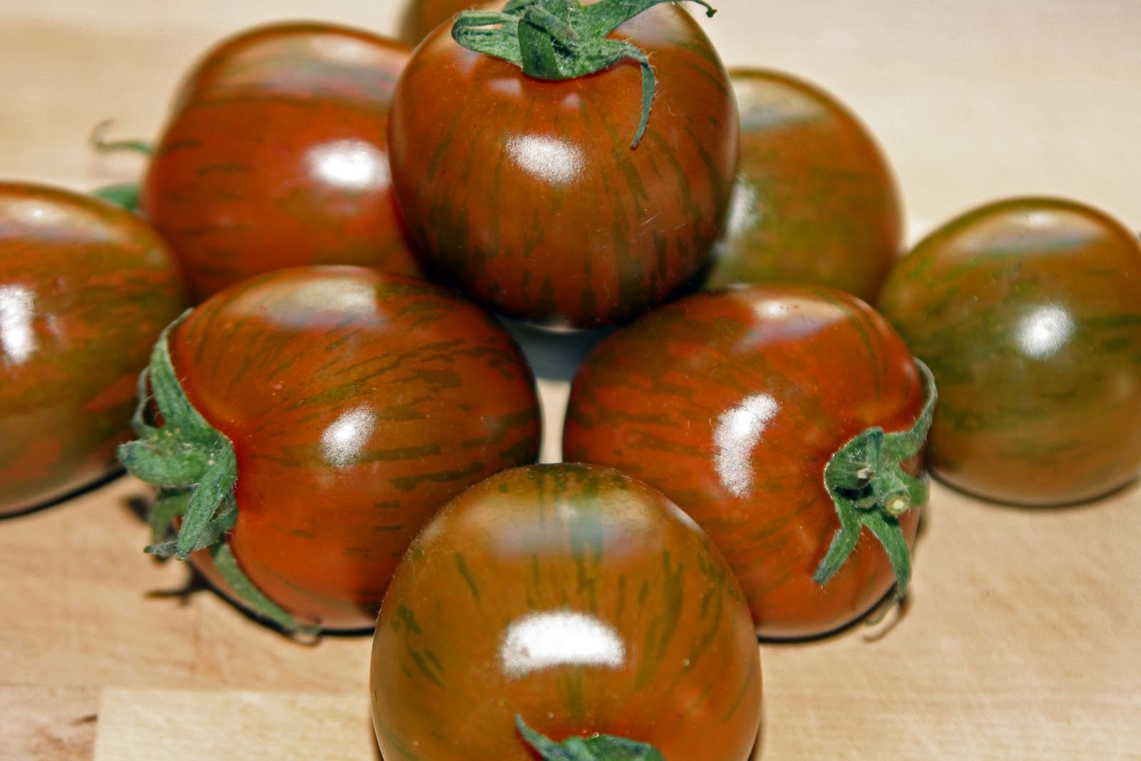 Purple Zebra Tomato