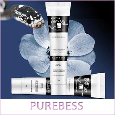 Purebess Venom Multi Syn Ake 4% Cream 50g