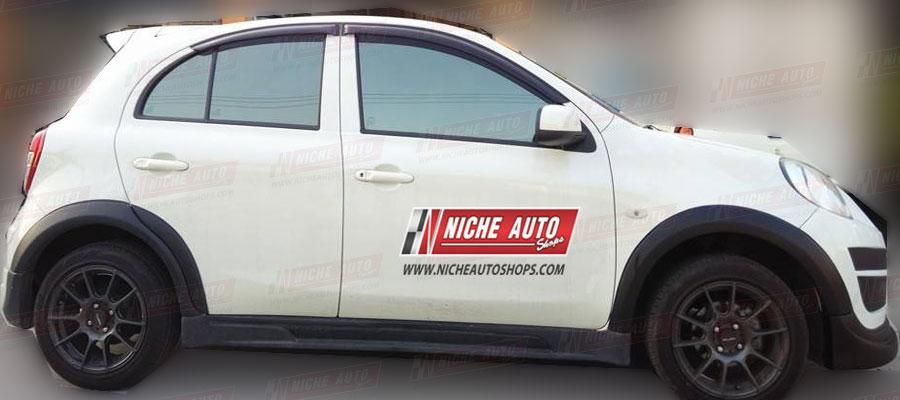 Nissan March GTR Nismo