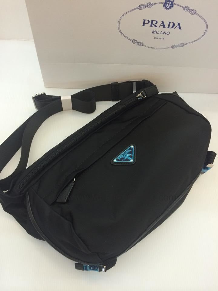 Prada Nylon Messenger Bag Top Mirror 7A - Mr.mirrorbrand ??????? ...