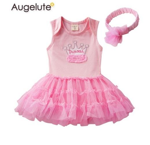Pre-order Augelute / แพ็คละ 6 ชุด /สีชมพู