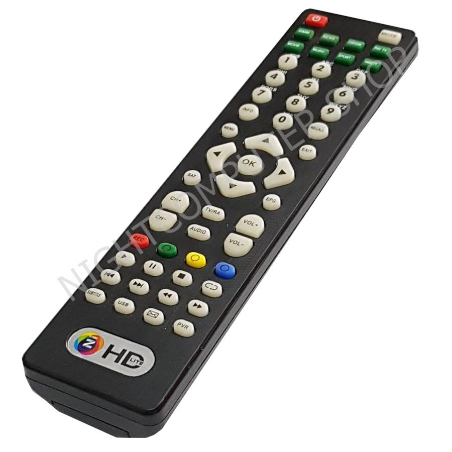 GMM Z รีโมท REMOTE GMM Z HD(ใช้กับกล่องดาวเทียม GMMZ HD LITE, GMM Z HD SLIM, GMM Z HD WISE)
