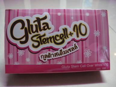 Gluta Stemcell+10 กลูต้าสเต็มเซลล์ ผิวขาว เนียน ใส เด้ง