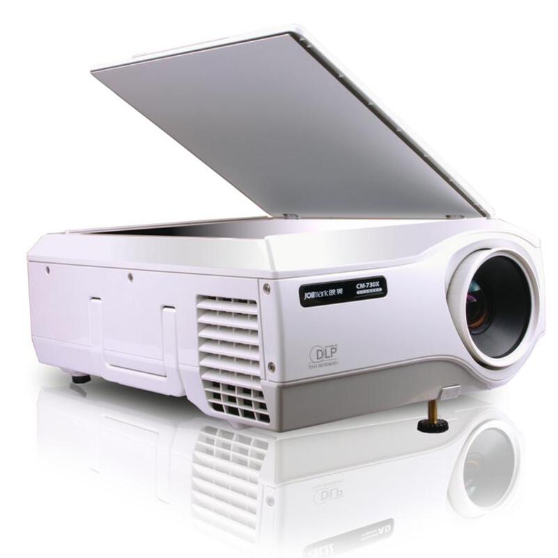 JoliMark CM-730X Normal Projector Scanner ระยะฉายกลางๆ โปรเจคเตอร์รวมร่าง