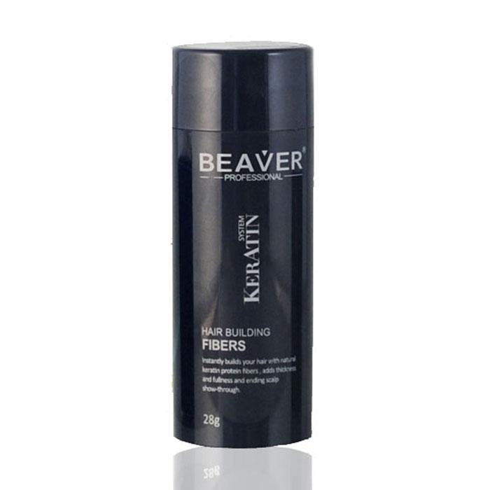 BEAVER Hair Building Fibers ผงไฟเบอร์ปิดผมบางอันดับ 1 จาก GERMANY