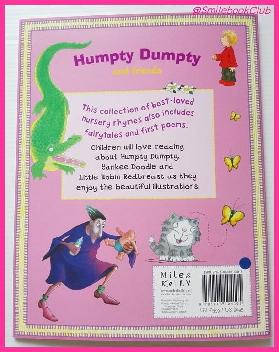 Humpty Dumpty & Friends