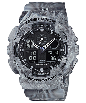 G-Shock Marble Camouflage Series 2016 รุ่น GA-100MM-8A