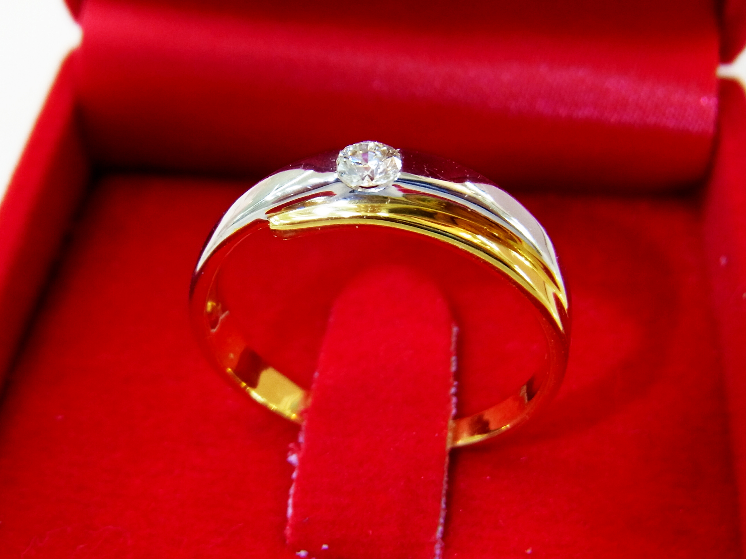 แหวนเพชรแท้ (ขายแล้ว)