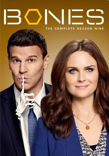 DVD BONES The Complete Season 1-9 (โบนส์ พลิกซากปมมรณะ ปี 1-9) 51 แผ่นจบ (ซับไทย) ***สั่งซื้อแยก season ได้