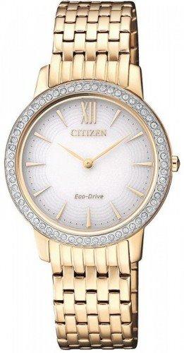 นาฬิกาผู้หญิง Citizen Eco-Drive รุ่น EX1483-84A