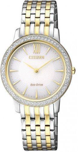 นาฬิกาผู้หญิง Citizen Eco-Drive รุ่น EX1484-81A