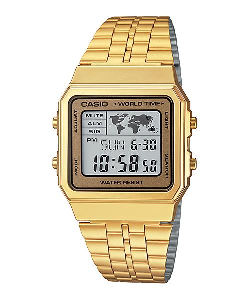 นาฬิกา คาสิโอ Casio STANDARD DIGITAL รุ่น A500WGA-9
