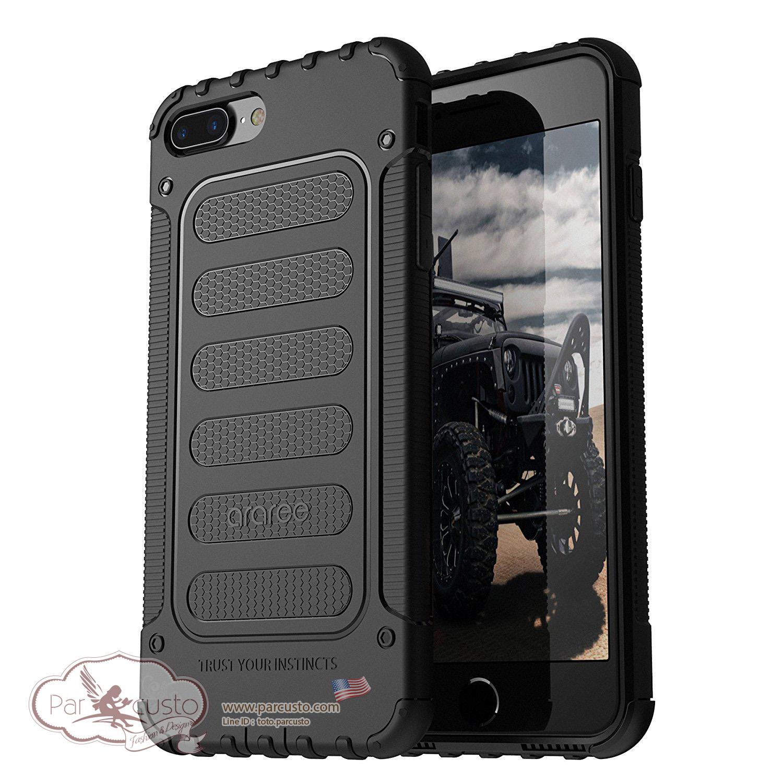 เคสกันกระแทก Apple iPhone 7 Plus [Wrangler Fit] จาก araree [Pre-order USA]