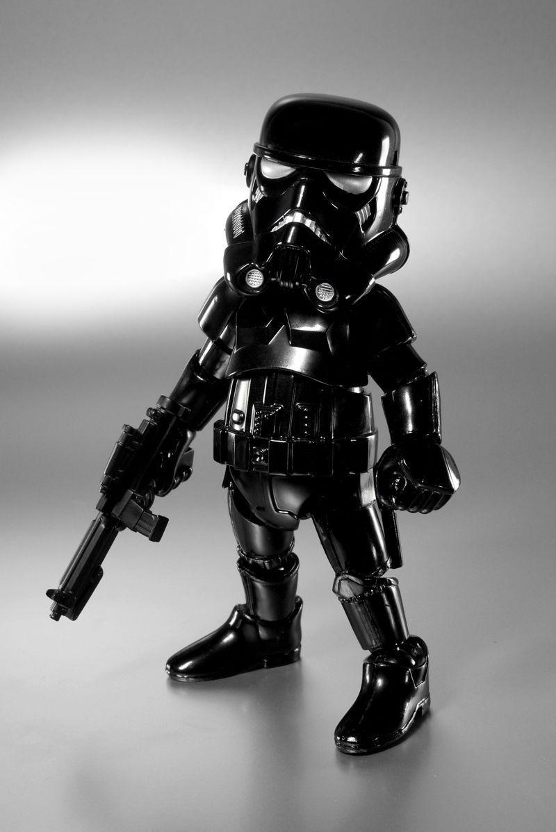 86hero Herocross Hybrid Metal Figuration #005s Star Wars Shadow Stormtrooper NEW