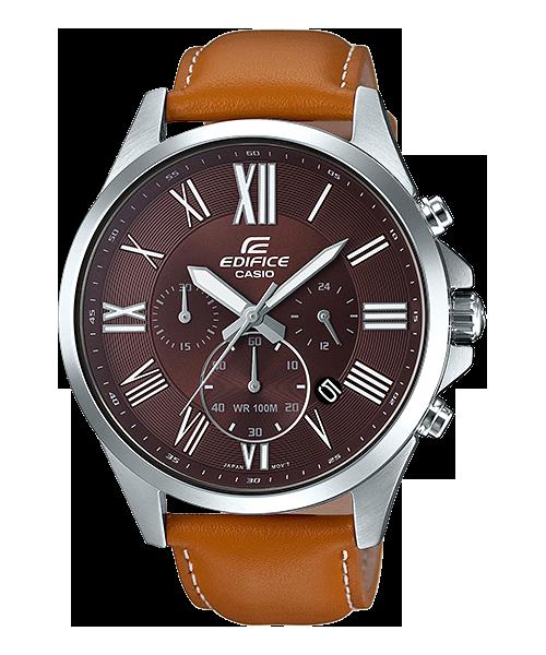 นาฬิกา Casio EDIFICE Chronograph รุ่น EFV-500L-5AV ของแท้ รับประกัน 1 ปี