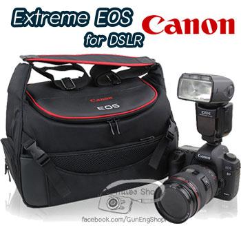 กระเป๋ากล้องกันน้ำ Canon รุ่น Extreme EOS สำหรับ 60D 70D 5D2 5D3 6D 7D 550D 600D 650D 700D 100D ฯลฯ