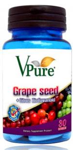 Vpure Grape seed 60's+30's สำเนา