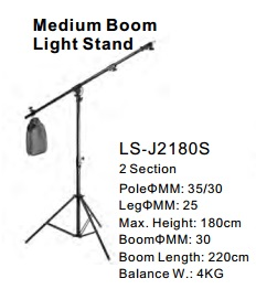 Lighting Stands&Background LS-J2180S