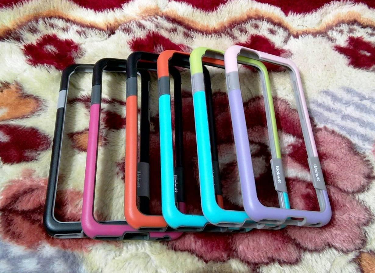 Bumper Walnutt iphone6/6s