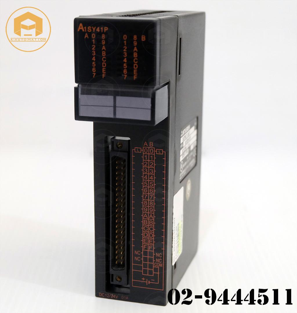 ขายPLC Mitsubishi Model:Q64PN (สินค้าใหม่ไม่มีกล่อง)