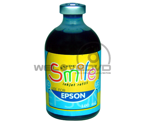 Smile Inkjet Refill Light Cyan (100 ml.)