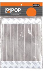 4401 แถบเด้ง Wobble PVC ขนาด 14 x 1 ซม. (บรรจุ 50 แถบ ต่อ 1 ห่อ)