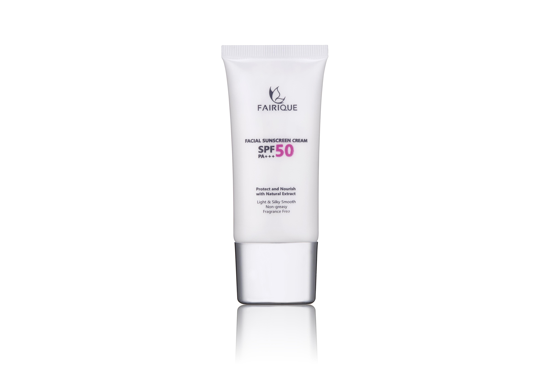 Facial Sunscreen Cream