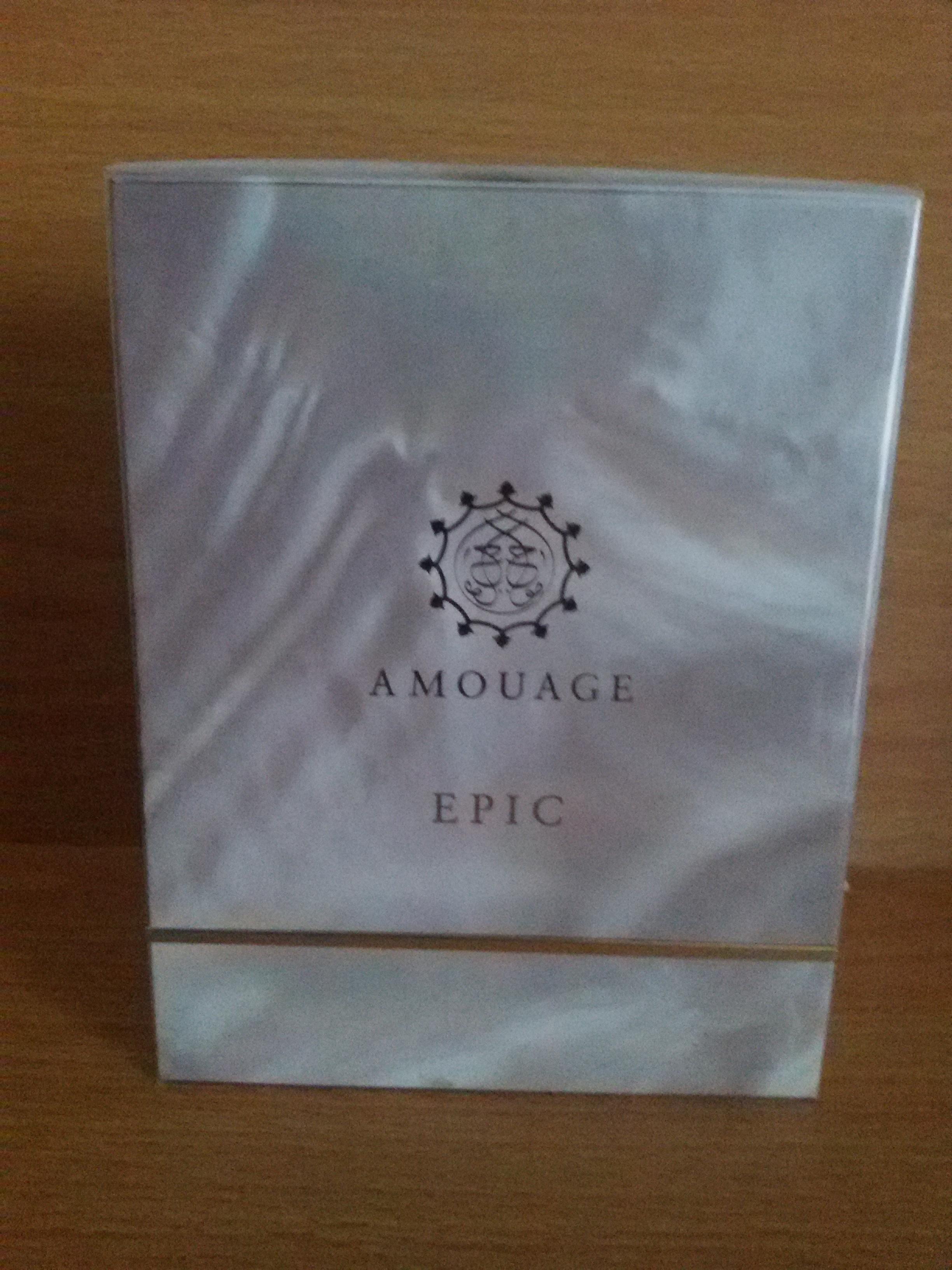 น้ำหอม Amouage Epic Woman edp spray 100ml.