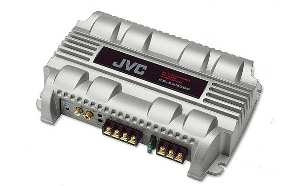 เพาเวอร์แอมป์ JVC KS-AX3300 (2CH) พร้อมส่ง