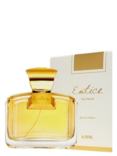 น้ำหอม AJMAL ENTICE FOR HER EDP SPRAY 75ML.
