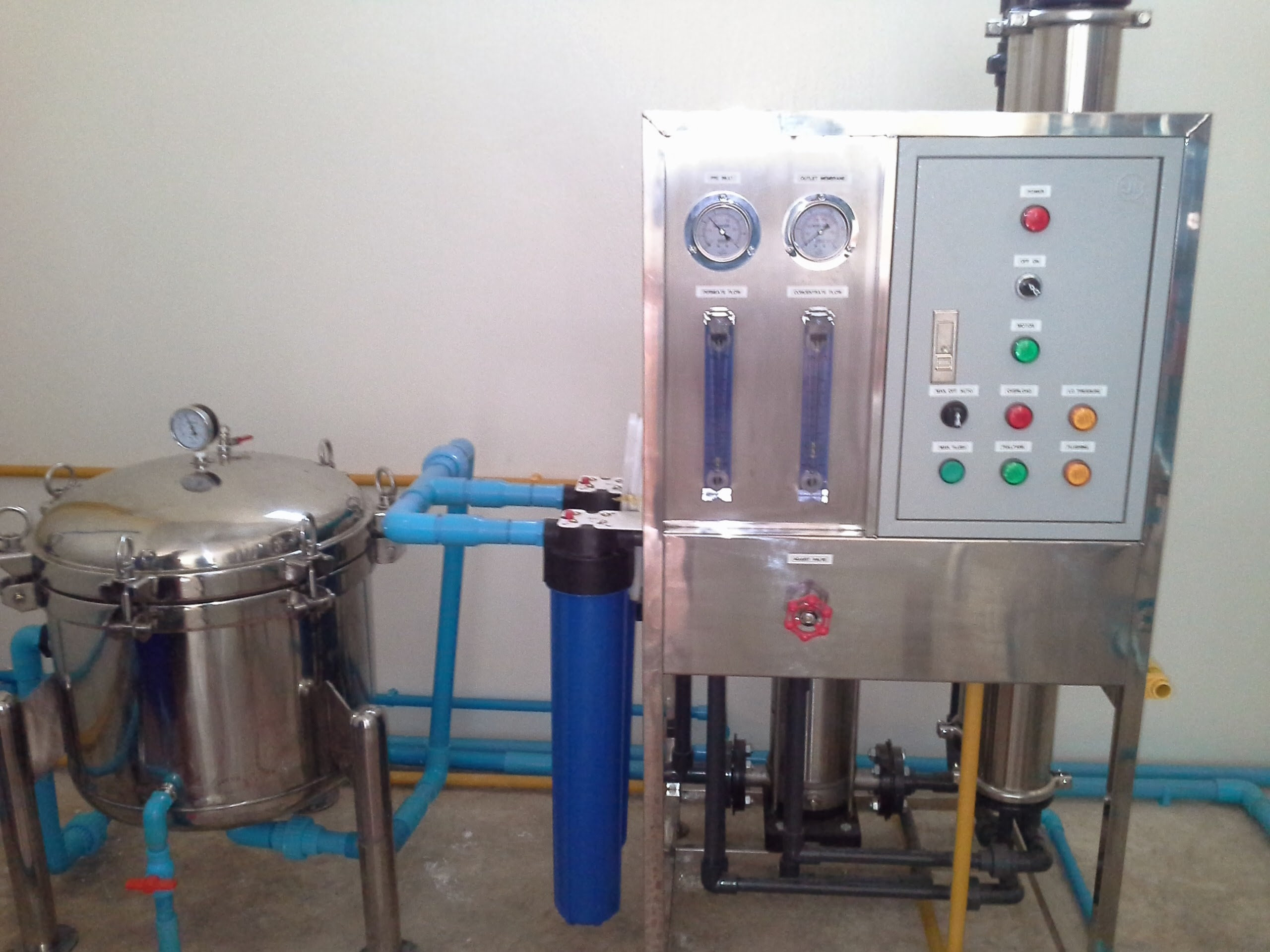 รับติดต้ั้งโรงงานน้ำดื่ม RO 12,000 ลิตร/วัน พร้อมอุปกรณ์ทั้งระบบครบชุด