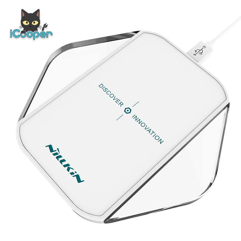 Nillkin Magic Cute Wireless Charger (White)