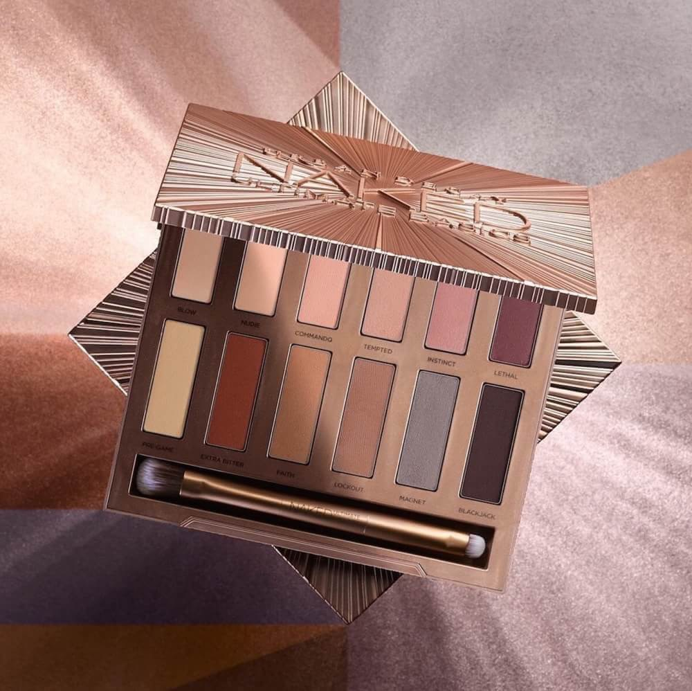#Urban Decay Ultimate Basics All Matte, All Naked