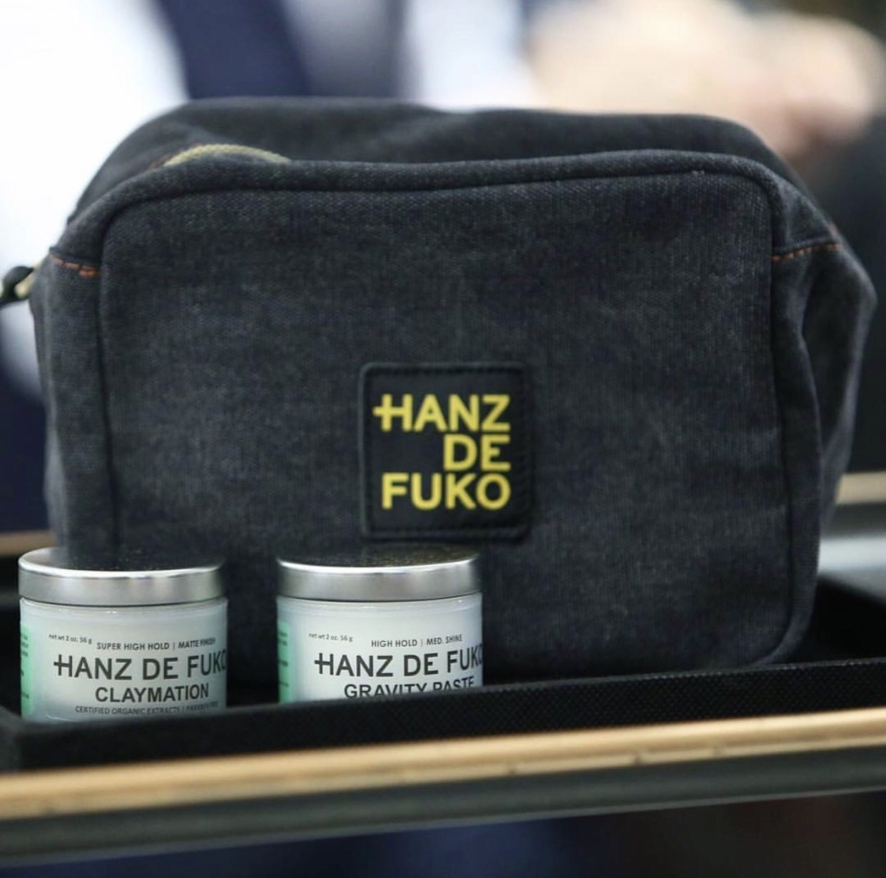 Hanz de Fuko - Toiletry Bag