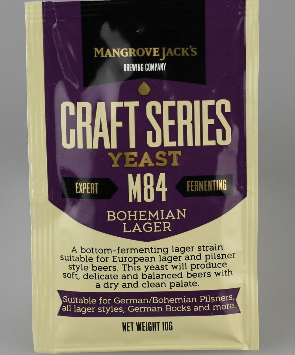 Mangrove Jack's - M84 BOHEMIAN LAGER Pilsner German Bock Dry Yeast