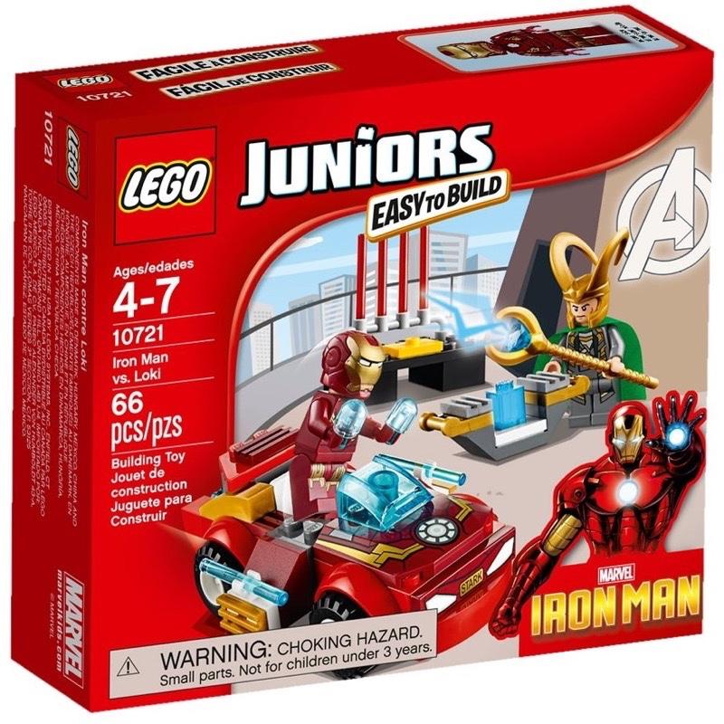 LEGO Juniors 10721 Iron Man vs Loki